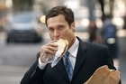 An investor promised a three-course meal will not be happy with a sandwich. Photo / Thinkstock