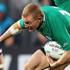 Keith Earls of Ireland runs with the ball. Photo / Getty Images