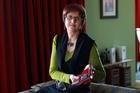 Brenda Brady ran into trouble with debt as a young mum. Photo / Doug Sherring