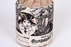 Smoke & Oakum Gunpowder Rum. Photo / Supplied