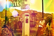 Album cover for The Loudest Engine. Photo / Supplied 