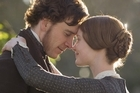 Mia Wasikowska and Michael Fassbender are the perfect match in Jane Eyre. Photo / Supplied