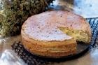 Torte Rustica Alla Ricotta. Photo / Supplied