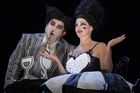 Elizabeth Futral and and Rafael Rojas star in Pagliacci. Photo / Neil Mackenzie