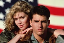 Tom Cruise and Kelly McGillis in 3D? Photo / Supplied