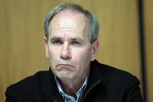 Auckland Mayor Len Brown. Photo / Herald on Sunday