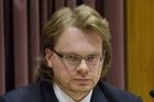 Clayton Weatherston during his murder trial. Photo / supplied