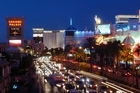 Las Vegas, behind Sydney and Melbourne, is one of the most popular places for New Zealanders to visit. Photo / Supplied