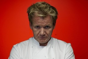 The dwarf porn-star double of Gordon Ramsay has reportedly been found dead in a badger's den in Wales.  File photo