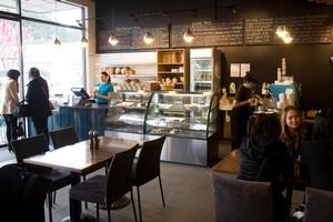 Olaf's Artisan Bakery & Cafe, Mt Eden. Photo / Richard Robinson
