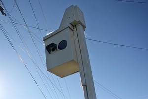 Speed camera. Photo / Supplied