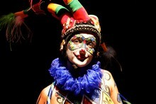The NZ Body Art Awards will feature more than 90 body artists and performers. Photo / Wanganui Chronicle