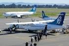 Window-seat passengers board first. Photo / Christchurch Star