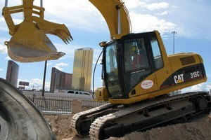 Playing with heavy machinery isn't cheap, but the fun can't be matched. Photo / Supplied