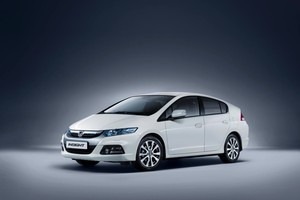 The  improved Insight boasts lower fuel emissions and enhanced design. Photo / Supplied