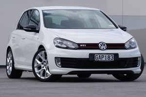 Golf GTI. Photo / Supplied