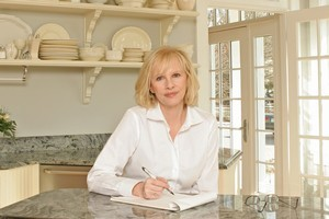 Anita Shreve was propelled into the limelight by Oprah Winfrey's Book Club. Photo / Supplied