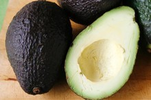 Avocados are loaded with potassium, a vital mineral for keeping blood pressure low. Photo / Babiche Martens