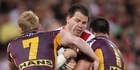View: Brisbane Broncos v St George Illawarra Dragons