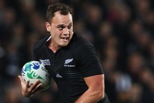 A back three of Richard Kahui, Israel Dagg and Mils Muliaina has all bases covered. Photo / Getty Images 