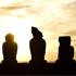 Moai on Easter Island. Photo / Archivo Fotografico Hotel Explo
