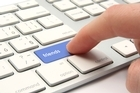 US internet users spent nearly a quarter of their time online social networking, according to Nielsen. Photo / Thinkstock