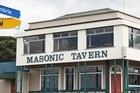 The Masonic Tavern is one of New Zealand's oldest taverns. Photo / Sarah Ivey