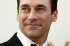Jon Hamm wants to see Mad Men go out on a high. Photo / AP