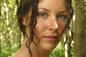 Evangeline Lilly's character in The Hobbit was invented solely for the film. Photo / Supplied