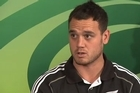 Dan Carter, Richard Kahui and Israel Dagg talk about the team's preparation for this weekend's pool match against France.