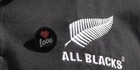 Watch: All Blacks show support for Christchurch