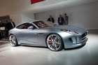 Jaguar C-X1. Photo / Supplied