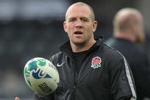 Mike Tindall says England have trained well this week after their poor showing against Georgia. Photo / Getty Images