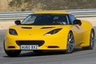 The Lotus Evora arrives on our shores next year, without our cousins' 'luxury car tax'. Photo / Supplied
