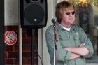 Cameron Bennett pursues his love of music. Photo / Doug Sherring