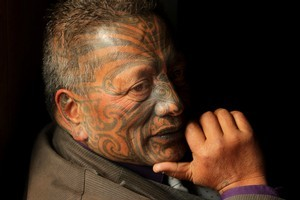 The Supreme Court ruled that police exceeded legal authority in their filming of training camps in the Ureweras. Tame Iti, above, is one of those still facing charges. Photo / Alan Gibson