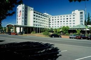 Novotel Hotel in Rotorua. Photo / Supplied