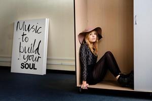 Singer-songwriter Ruby Frost. Photo / Babiche Martens