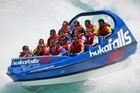 For a rush of adrenaline take to the water on a Huka Falls Jet. Photo / Rotorua Daily Post