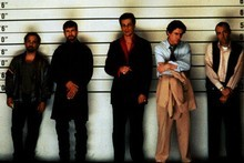 The cover shot from 'The Usual Suspects' may soon become outdated. Photo / Supplied