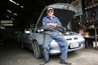 Advances in motor vehicle technology has meant repairing cars can be a challenge. Photo / APN