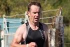 Oamaru triathlete Mike Sandri. Photo / APN