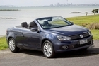 Volkswagen Eos cabriolet. Photo / Supplied