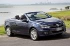 Volkswagen Eos cabriolet. Photo / Supplied
