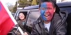 Watch: Samoa v Wales: Rugby World Cup fans rally around their teams