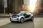 BMW's electric i3 concept. Photo / Supplied