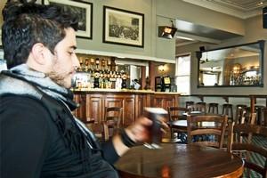 The Cavalier Tavern, Ponsonby. Photo / Michael Craig