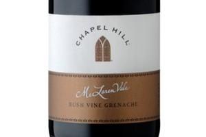 Chapel Hill McLaren Vale Bush Vine Grenache, Australia 2008 $34.90. Photo / Supplied