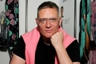 Designer Giles Deacon is leaving French couture house Emanuel Ungaro a year after being appointed its creative head. Photo / Getty Images