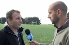 Gregor Paul talks to journalist Marc Duzan from Midi Olympique regarding the selected French team due to compete against the All Blacks in Auckland this Saturday.